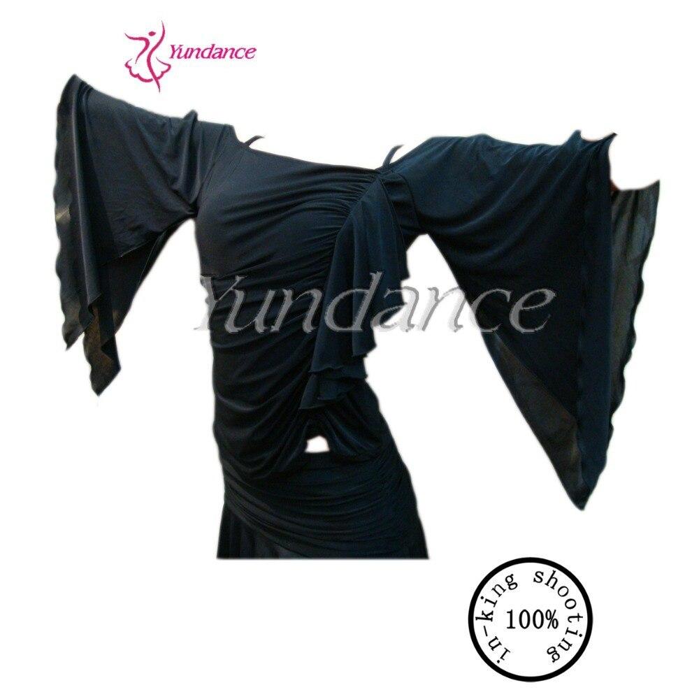T-04 Sexy Bat-wing Sleeve Dancing Ballroom Dance Costume Top