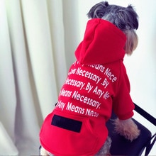 Warme Haustier Hund Kleidung Winter Hund Kleidung Für Kleine Hunde Kleidung Chihuahua Welpen Outfit Mode Katze Mantel Yorkie Hoodies PC0630