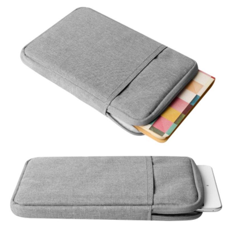 Bolsa de tableta a prueba de golpes bolsa e-Book e-lector funda Unisex Liner Sleeve funda para barns & Noble Nook GlowLight 3 más GlowLight