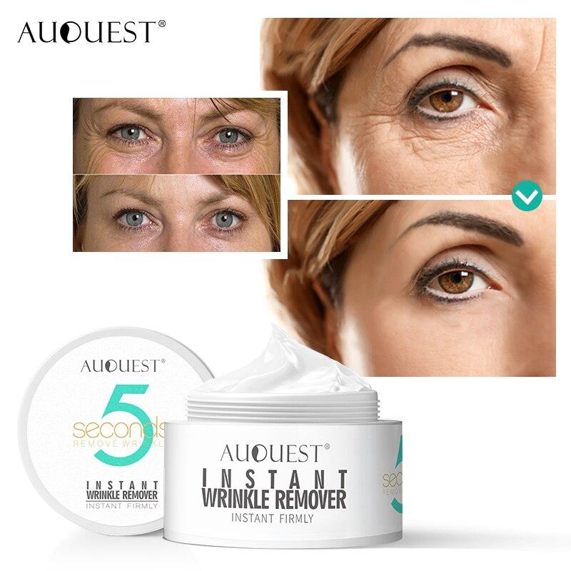 AuQuest 20g péptido 5 segundos arrugas crema facial hidratante reafirmante DE LA PIEL péptido antienvejecimiento crema hidratante cuidado de la piel facial