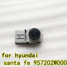 Para hyundai santa fe 2012-2015 sensores de aparcamiento traseros MSport Detector de respaldo de punto ciego Sensor ultrasónico 95720-2W000 957202W000