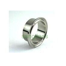 2'' SS304 Stainless Steel Saniatry Clamp Ferrule,Stainless steel ferrule steel hose ferrule sanitary ferrule
