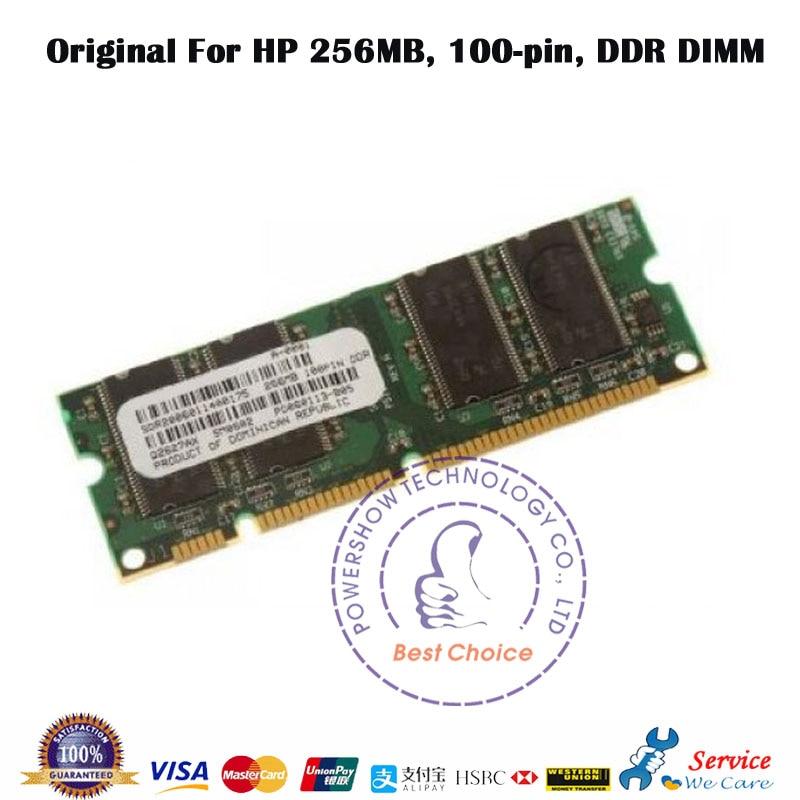 Original de la memoria 32 M 64 MB 128 MB 256 MB Q7715-67951 Q7715-60001 Q7718-67951 Q7719-67951 para HP 9250C 9250 de 2420 a 4250 9050 de 4730 M4345