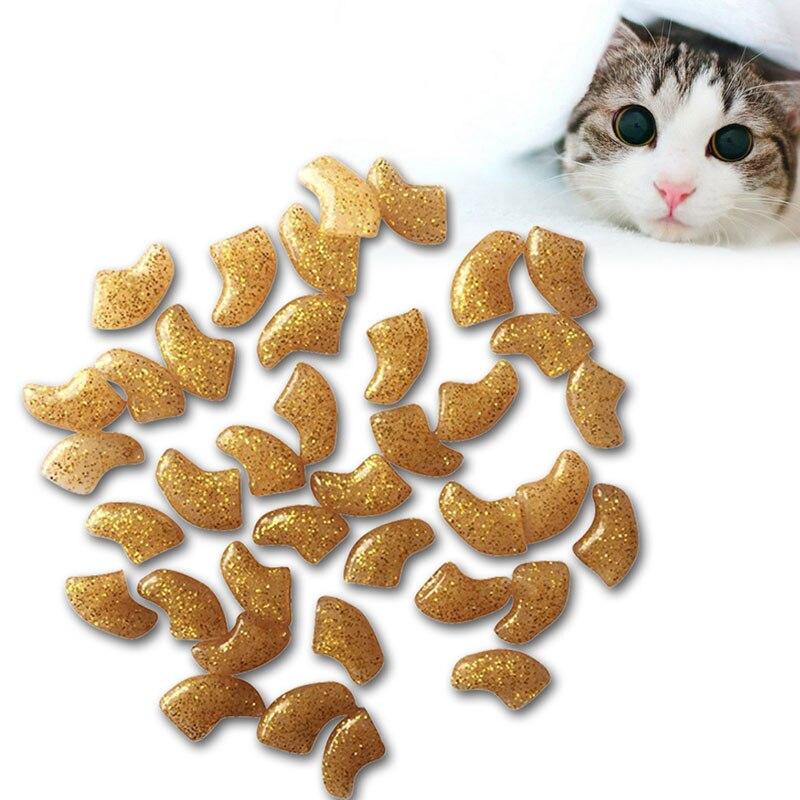 Silikon Pfote Klaue Pflege Nägel Deckt Kristall Klebrige Tragbare Haustiere Caps Fall Für Pet Hunde Katzen Kätzchen Welpen Katze Pflege liefert