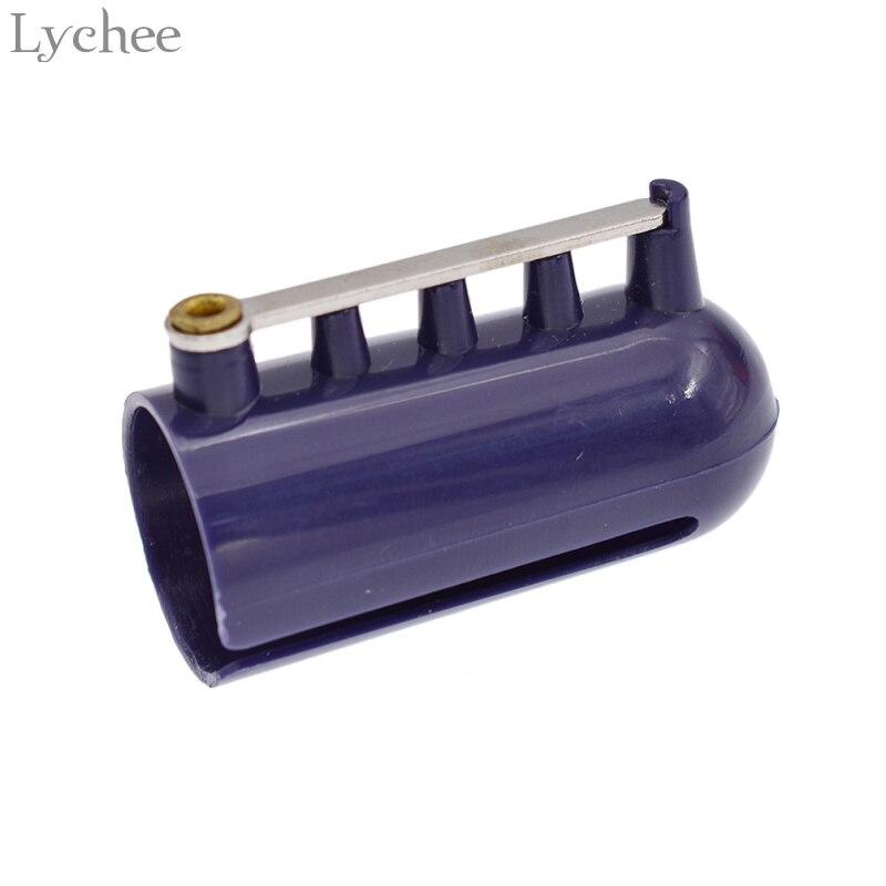 Lychee Life трикотажная машина, вязальная игла, Плетеный костяшка, жаккардовый помощник, аксессуары для швейных инструментов