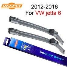 QEEPEI-balais dessuie-glace pour Volkswagen   Jetta 6 2012-présent, accessoires de voiture 24