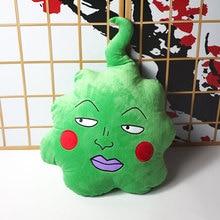 Mob Psycho 100 figurine jouet Anime Mobu Saiko Hyaku fossette peluche oreiller cosplay peluche poupée 35*50cm pour cadeau
