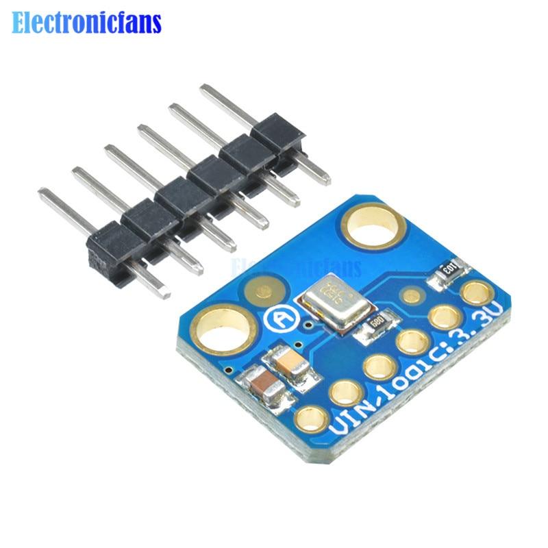 SPH0645 I2S MEMS микрофон Breakout сенсор плата модуль SPH0645LM4H микрофон модуль 1,6-3,6 В для Arduino Raspberry Pi