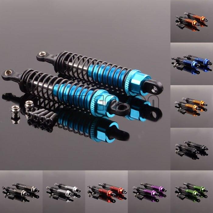 2 stücke Front Shock Absorber 959-31 Für RC Wltoys L969 L979 L202 L212 L222 L959 K959