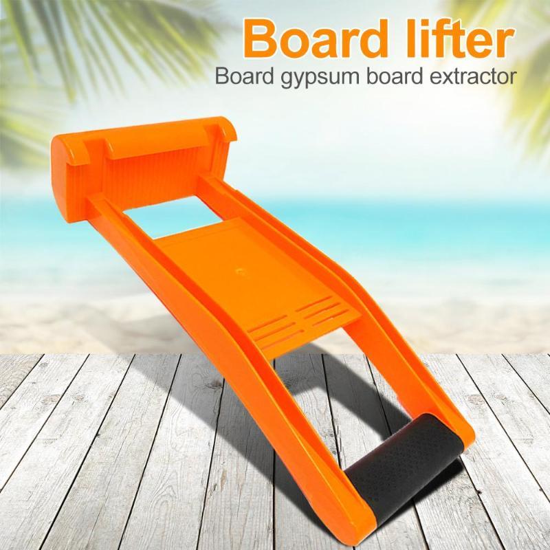 80KG Panel Carrier Floor Handling Gypsum Board Extractor Carry Tile Tools Lifter Plasterboard Panel Carrier Lifting Tool enlarge