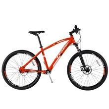 JDC-280, offre spéciale arbre dentraînement VTT pour hommes et femmes, 15.6/17 pouces, 3 vitesses, V/frein à disque, vélo vtt sans chaîne