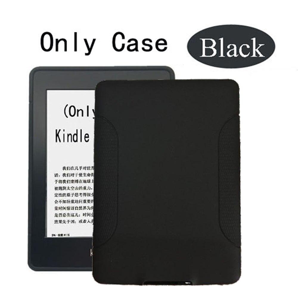 Мягкий ТПУ чехол для Amazon Kindle Paperwhite 1 2 3 E-reader электронная книга Силиконовый чехол KPW fundas Tpu ультра тонкий чехол для книги