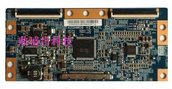 Оригинальный 100% тест для AUO LED42K11P ITV42839E T420HW06 V2 42T08-C00 Плата логики