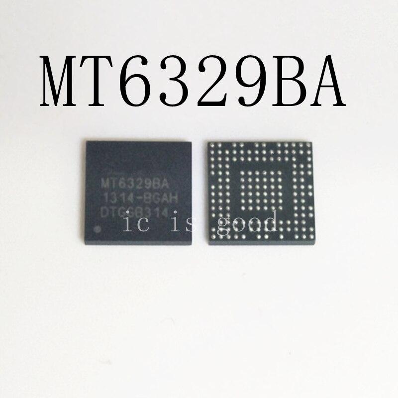 3 pçs/lote MT6329BA MT6329B MT6329 BGA chip do telefone Móvel