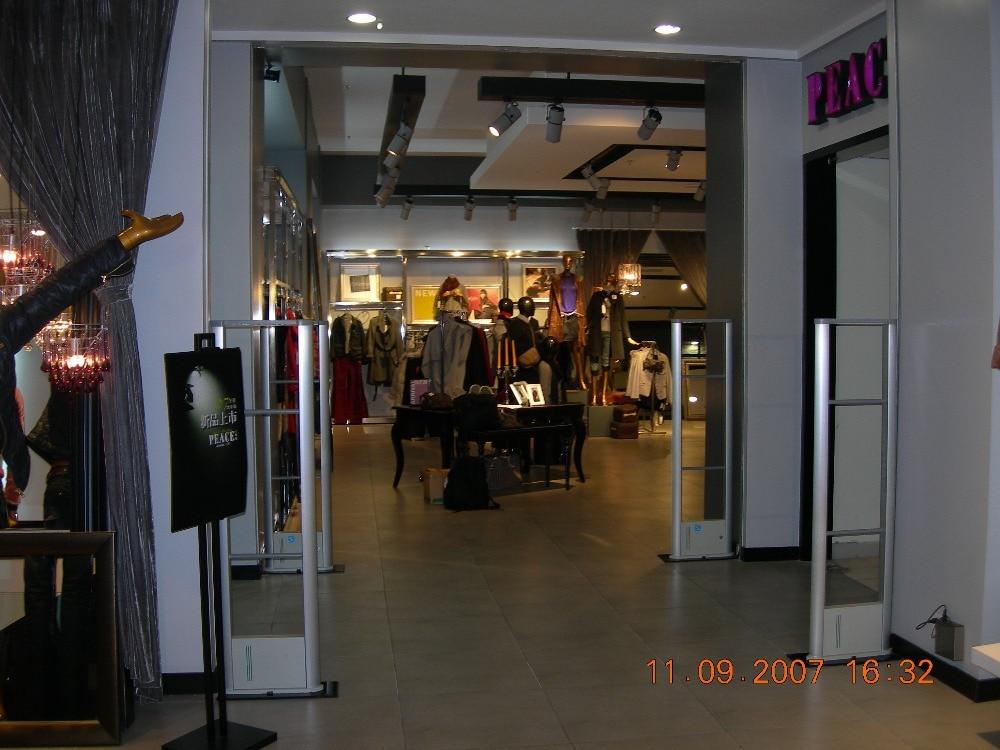 Clothes Store anti-shopliting Eas RF antenna 8.2mhz eas alarm system TX-RX enlarge