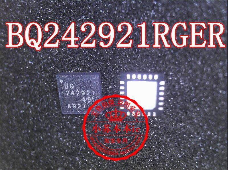 El original 2 uds BQ242921RGER BQ242921 BQ24292I QFN