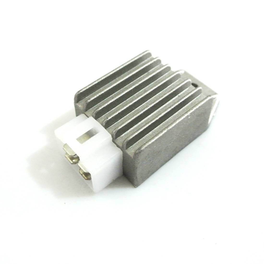 4Pin 12V регулятор напряжения Выпрямитель для ATV GY6 QMB139 50cc 150cc Скутер мопед