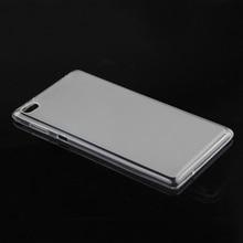 "Caso del TPU para Lenovo Tab 7 Tab7 TB-7504X TB-7504F N 7 ""de la cubierta protectora del caso de Lenovo TB-7504F 7504 funda trasera para tableta X 7,0"""