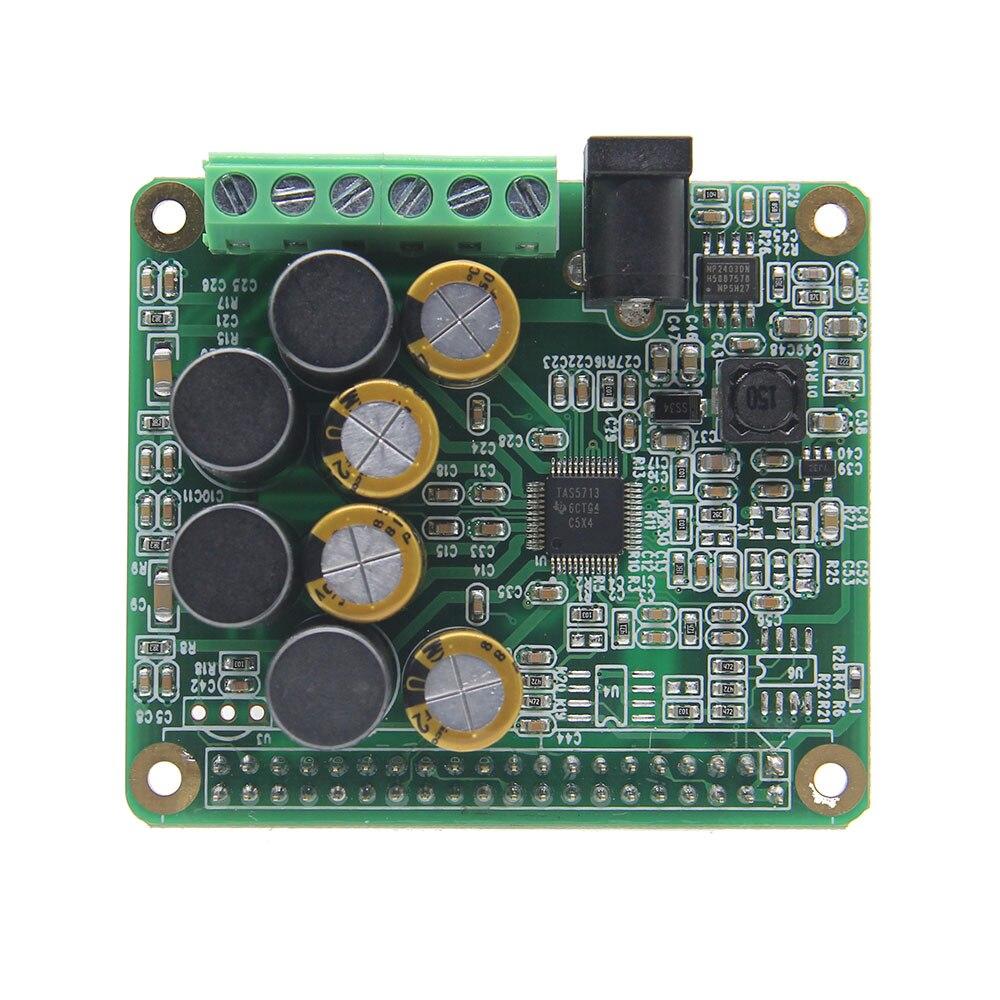 Raspberry Pi HIFI AMP Verstärker Expansion Board Audio Modul für Raspberry Pi 3 Modell B / Pi 2B / B +
