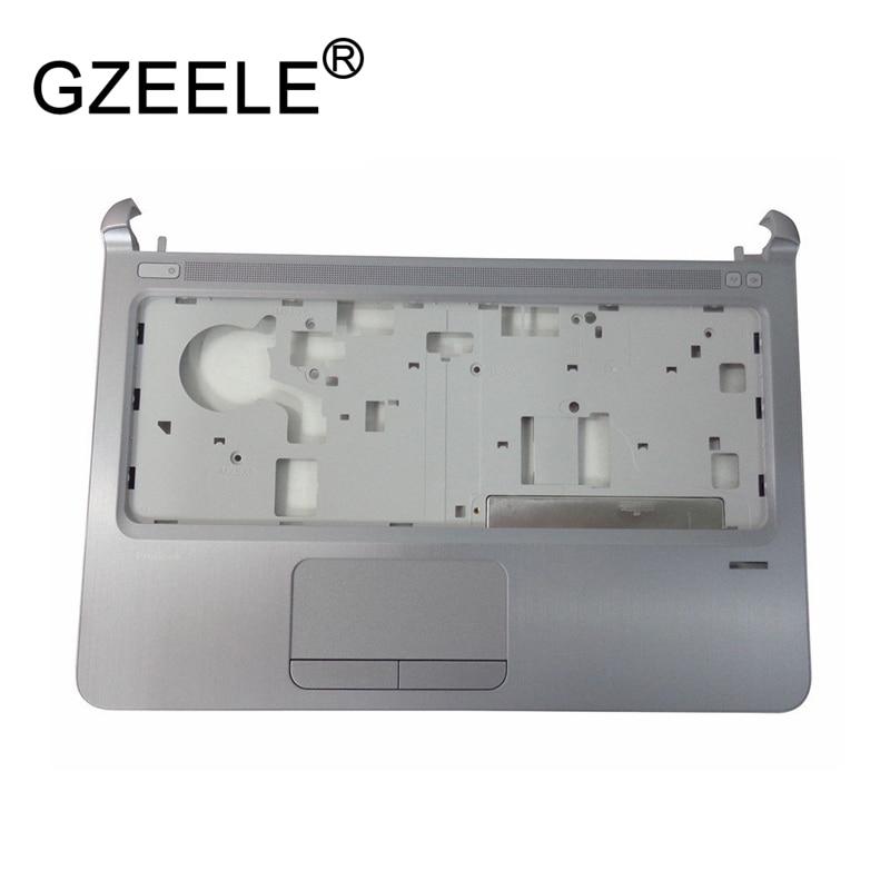GZEELE الجديد ل HP ProBook 430 G3 الفضة Palmrest ث/Touc hp ad 826394-001 العلوي لوحة المفاتيح الحافة غطاء الكمبيوتر المحمول العلوي
