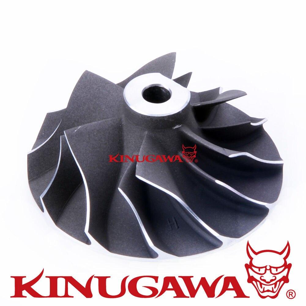 Kinugawa Turbo Compressor Roda 44.5/60mm para 4D31T Mitsubishi 4D34T TD05H-14G/para Hyundai County