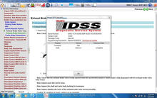 Isuzu G-IDSS 수출 2020 - Isuzu 진단 서비스 체계를 위해
