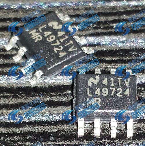 10 шт. LME49724MR LME49724MRX L49724MR L49724 LME49724