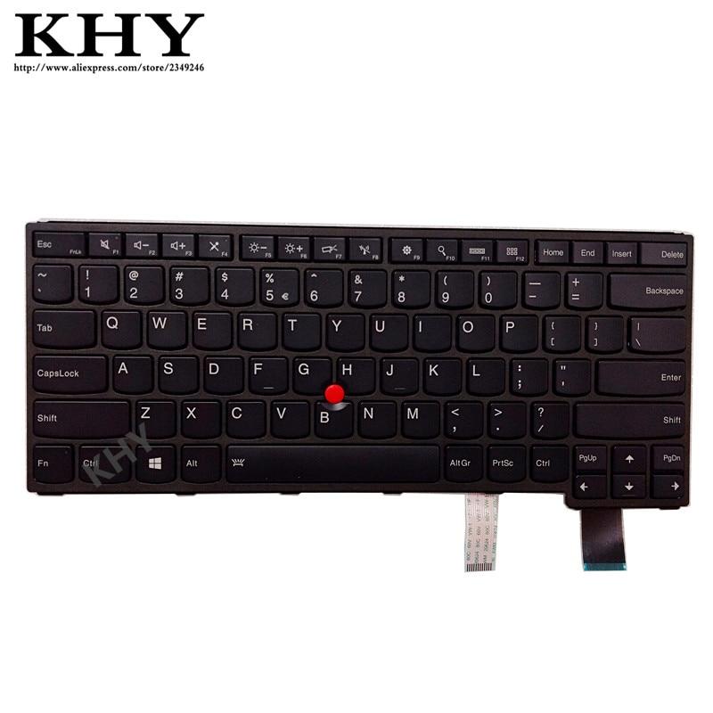 Новая Оригинальная клавиатура USI для ThinkPad P40 Yoga 14(20DM 20DN 20FY) YOGA-460(20EL 20EM) fru 00HW763 00HW793 00HW800