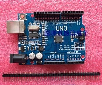 10 قطعة XTWduino UNO R3 MEGA328P CH340 CH340G + USB كابل + موصل عالية الجودة UNO R3 ARDU