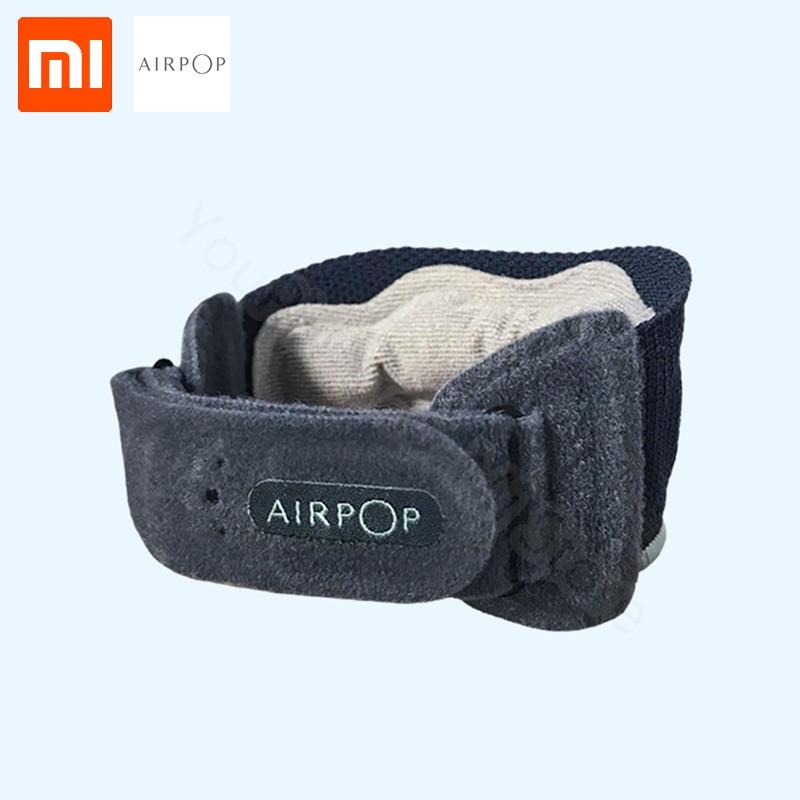 Xiaomi AIRPOP deporte Patella soporte rodilla apoyo Patella Brace vendaje ajustable Kneecap tendón Correa puente gimnasio rodilleras