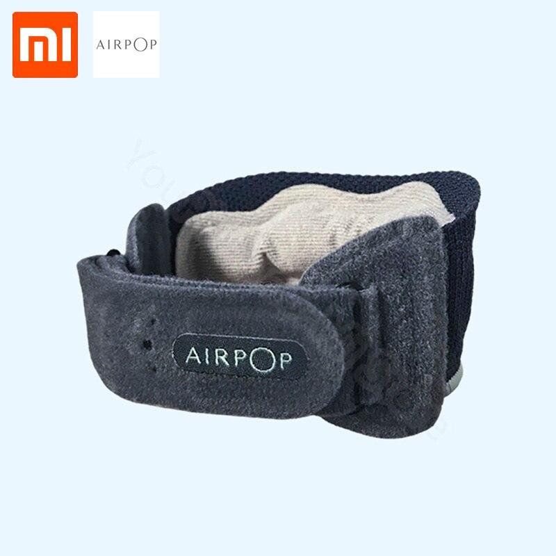 Xiaomi AIRPOP Спортивная коленная чашечка Поддержка коленного сустава Поддержка коленной чашечки Бандаж регулируемый коленной чашечки сухожилия ремень джемпер для спортзала наколенники