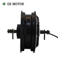 best selling 10inch 2000w 205 45h v3 brushless dc electric scooter hub motor