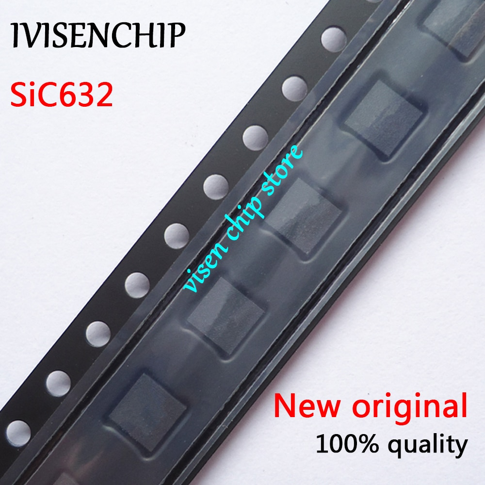 5-10 Uds SiC632CD-T1-GE3 SiC632CD SiC632 QFN