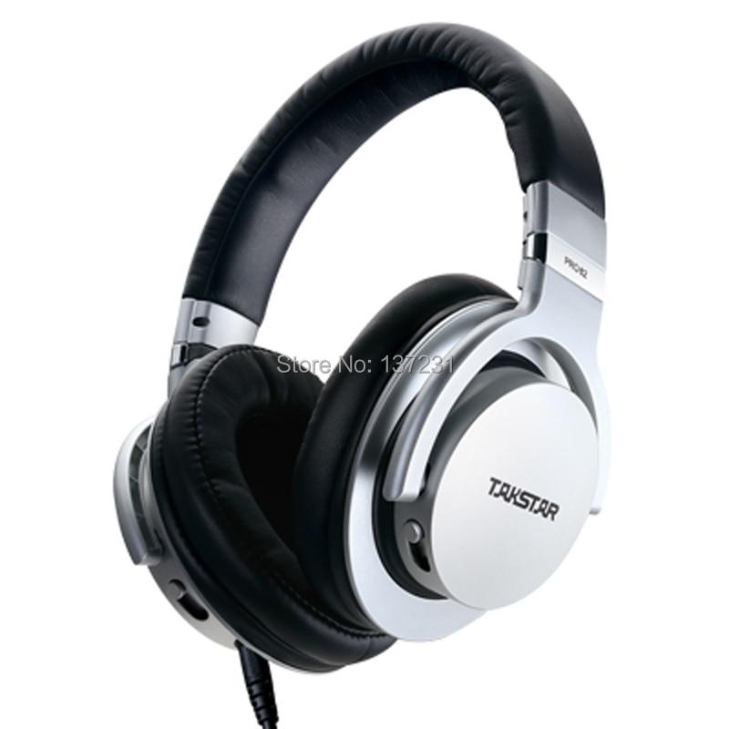 Takstar original PRO82/pro 82 monitor profesional auriculares HIFI auriculares para estéreo, grabación de PC K song game, bajo ajustable