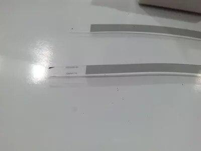 Completamente nuevo, genuino para Epson L550/L551/L558, codificador de bandas de barra transparente, tira ráster para resolver las piezas de impresora