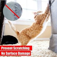 Pet Sofa Protection Tape Cat Anti-scratch Protective Film Training Scotch Tape Sofa Floor Sticker Cat Scratcher Pet Supplies