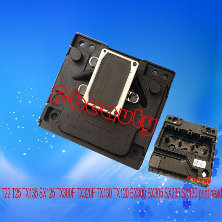 Original Print Head Compatible for EPSON T22 T25 TX135 SX125 TX300F TX320F TX130 TX120 BX300 BX305 SX235 SX130 Printer head