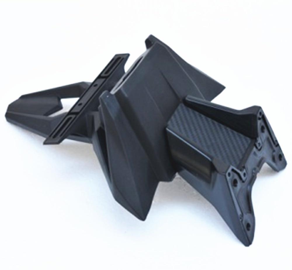 Заднее крыло накладка регистрационная пластина Держатель Кронштейн для задней фары для Suzuki GSX-R GSXR 600/750 GSXR600 GSXR750 K8 08-09