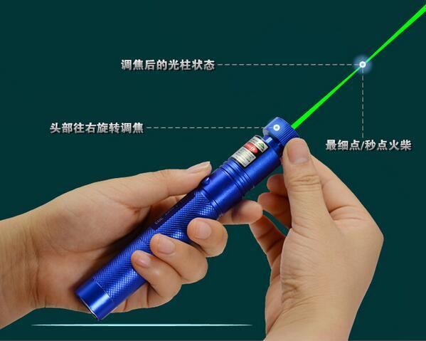 ¡Caliente! Puntero láser verde 10000 m 532nm linterna lazer quemador sd láser 303 presentador quemador coincidencias + 2 teclas seguras láser pluma