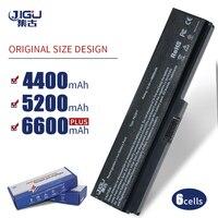 JIGU 6 Cells Laptop Battery PA3817U-1BAS PA3817U-1BRS For Toshiba Satellite L735-13W L755-S5253 L770D L775 L750D L740
