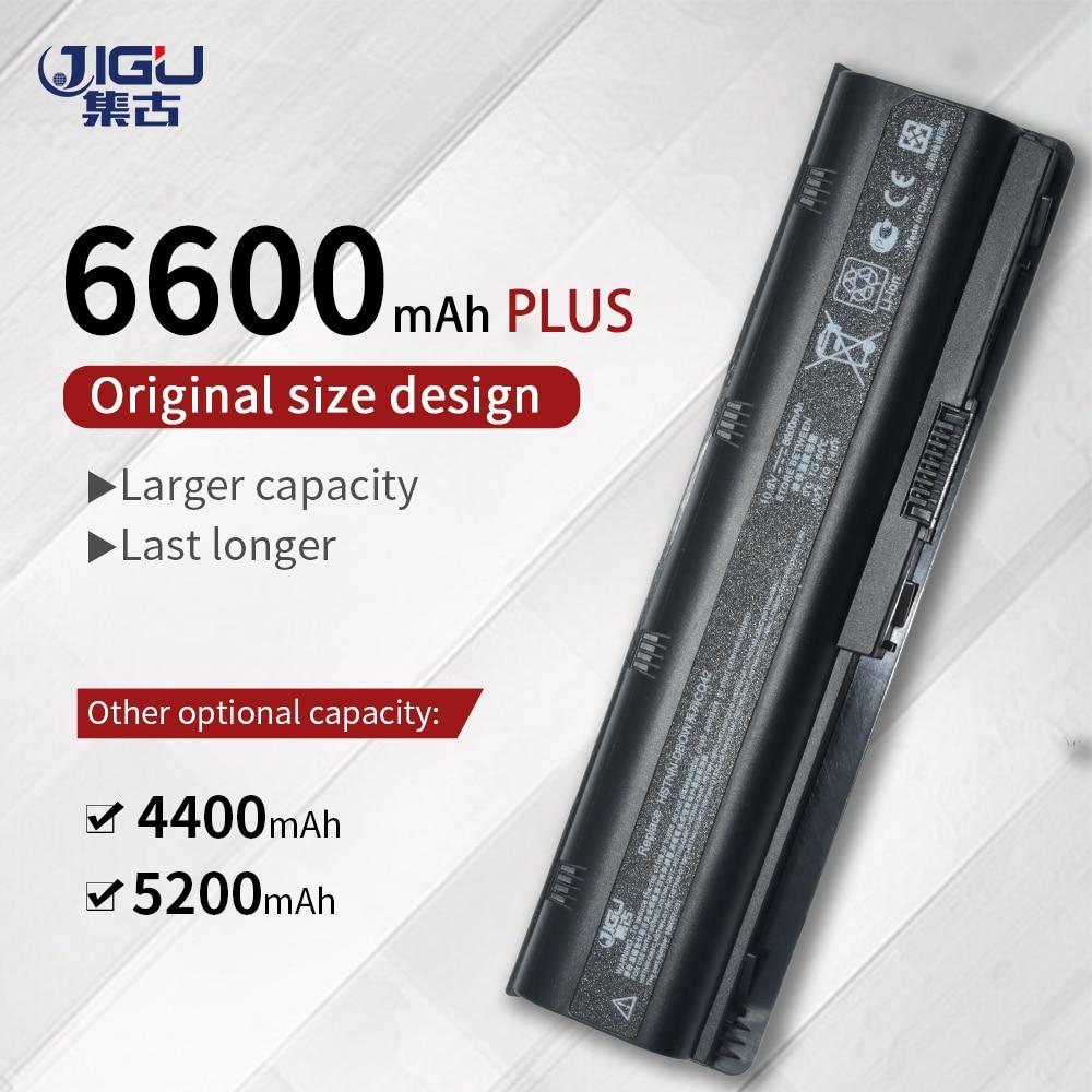 JIGU batería para HP Presario DM4 DV3 DV5 Dv6-3000 G4 G6 G7 G72 G62 G42 para Compaq Presario CQ32 CQ42 CQ43 CQ56 CQ72 MU06