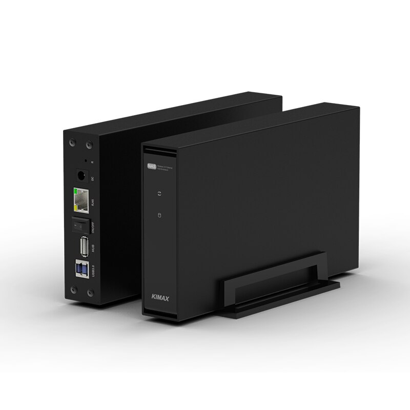 Boîtier NAS HDD Intelligent boîtier sans fil pour disque dur gestion du disque dur sans fil stockage cloud privé se connecter au routeur
