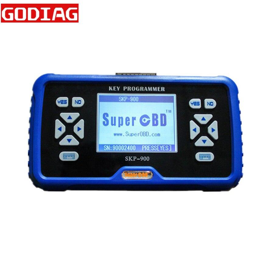 Programador de llave SKP-900 SuperOBD V4.5 SKP900 SKP 900 OBD2 compatible con casi todos los coches del mundo