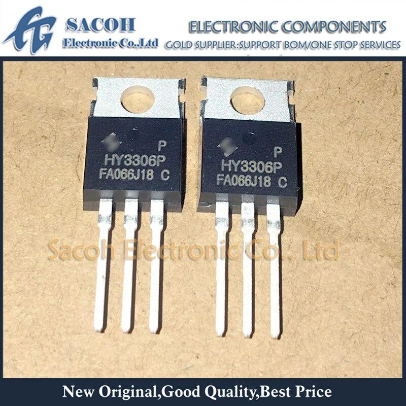 Envío gratis 10 piezas HY3306P HY3306 o HY3906P HY3906 o HY4306P HY4306-220 130A 60 V de alta potencia de corriente MOSFET