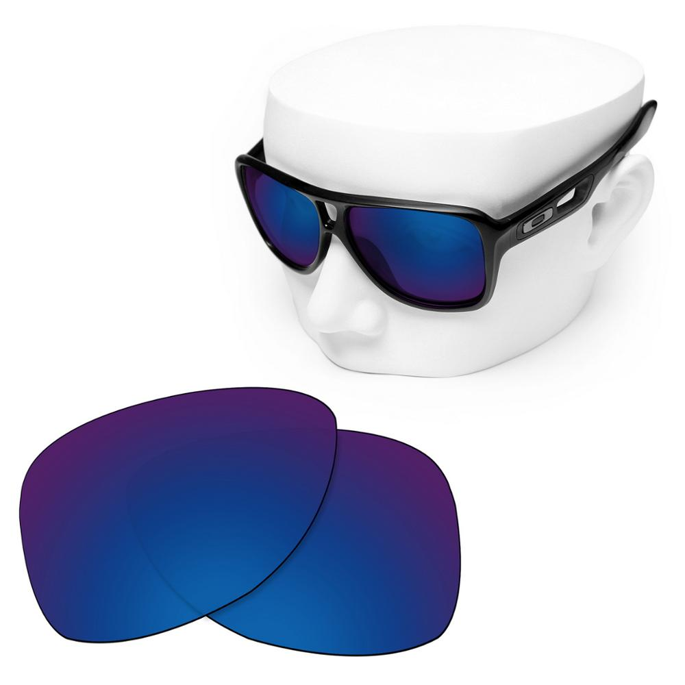 OOWLIT Polarized Replacement Lenses of Deep Water for-Oakley Dispatch 2 OO9150 Sunglasses