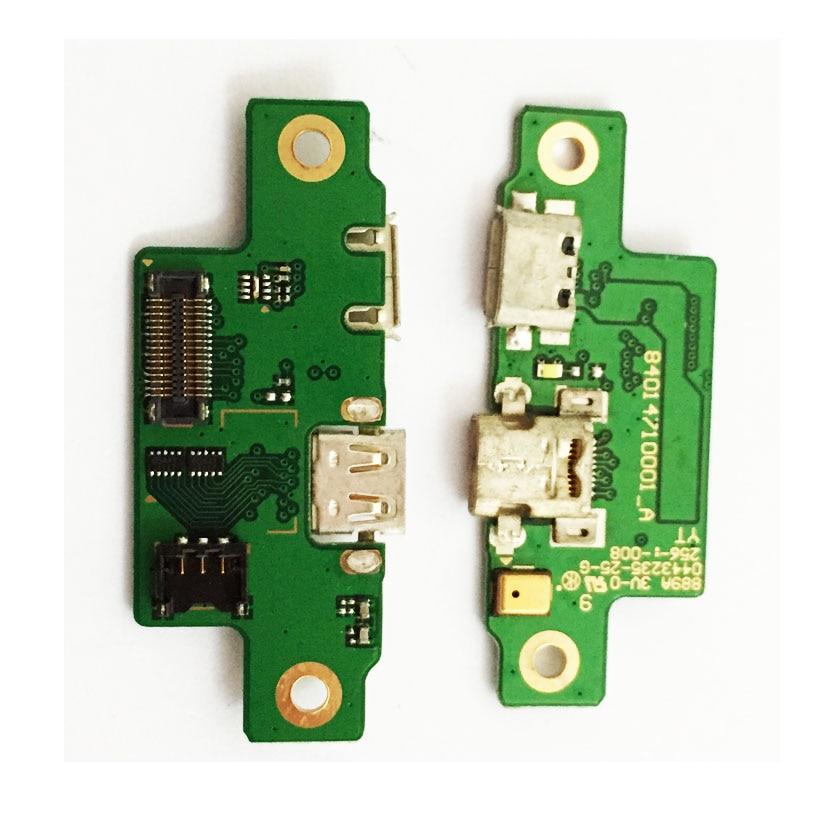 Nouveau connecteur de quai dorigine chargeur USB Port de charge câble flexible pour Motorola pour XOOM 2 MZ615 MZ617 pièces de téléphone portable