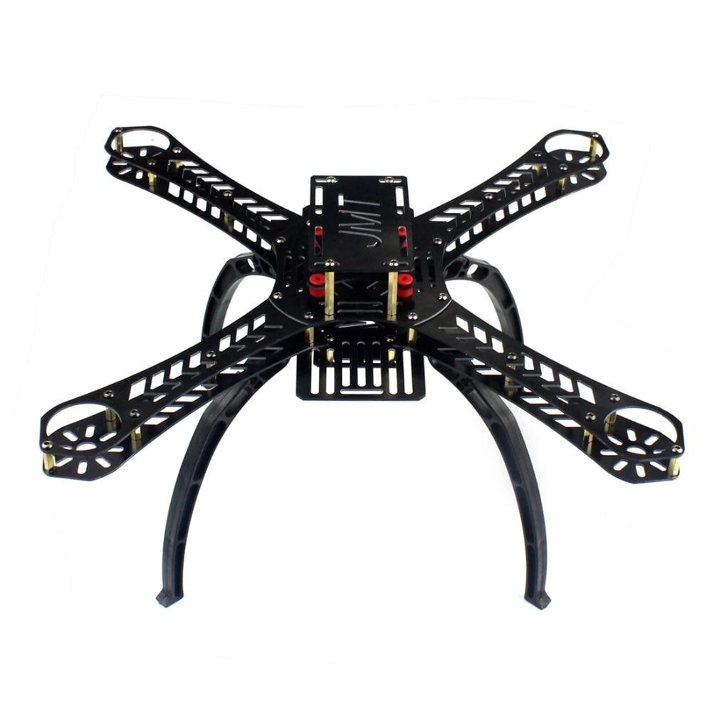 X4 250 280 310 360 380 mm בסיס גלגלים פיברגלס Alien על פני מיני Quadcopter מסגרת ערכת DIY RC Multicopter FPV מזלט f14889/93