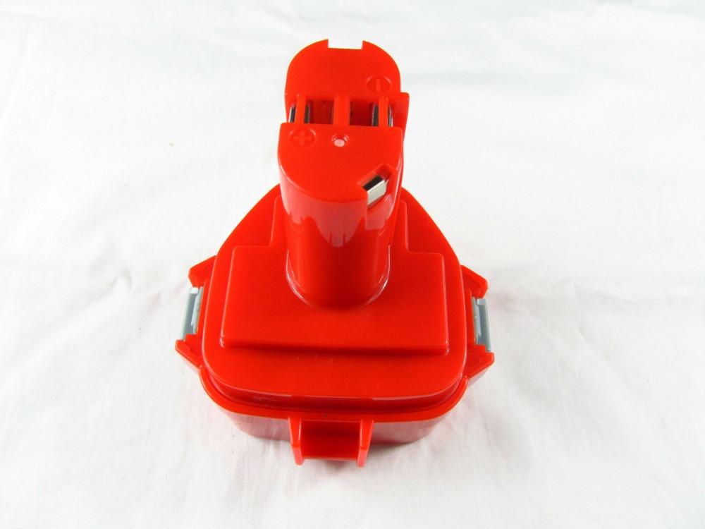 Alta calidad 3000mAh 12V Ni-MH 3.0Ah batería de herramienta de poder de reemplazo para Makita 12V 12V batería PA12 1220, 1233, 1201, 1222, 1223, 1235