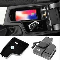 for bmw f30 f31 f20 f21 x3 f25 x4 f26 x1 f48 g30 g31 f18 mobile phone wireless charging central armrest storage box