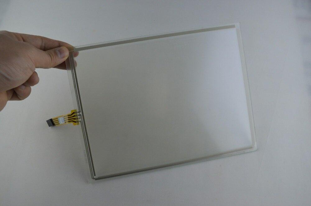 جديد 4PP420. 1043-K40 HMI PLC لوحة شاشة لمس غشاء لمس إصلاح ، سريع مجاني